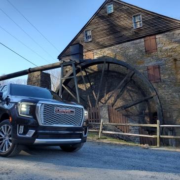 2021 GMC Yukon Denali at Old Mill in Harford County MD
