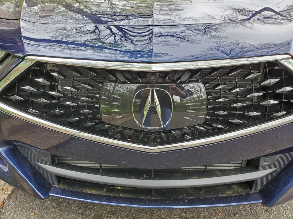 2021 Acura TLX front Grill