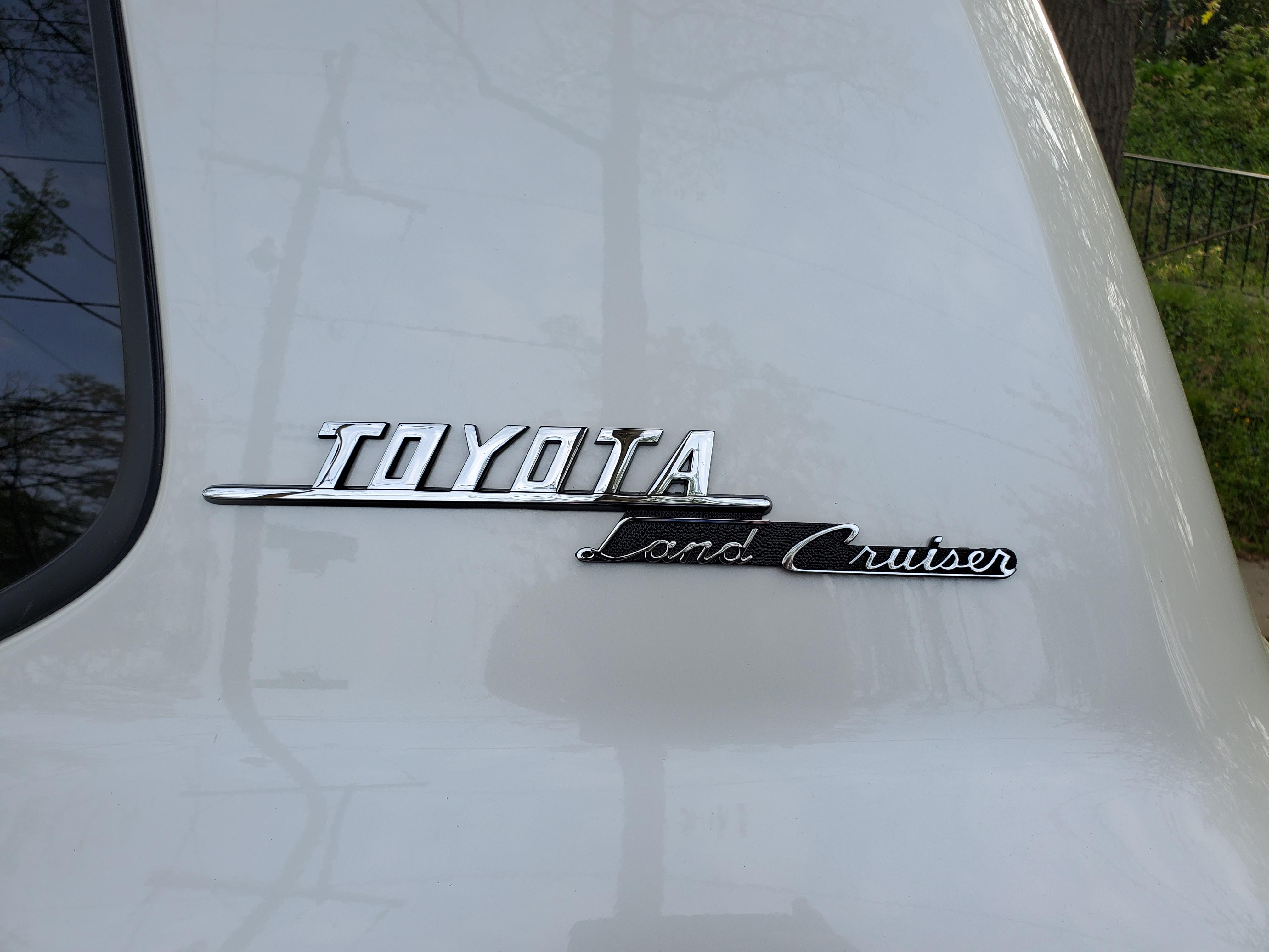 Historic Toyota Land Cruiser logo